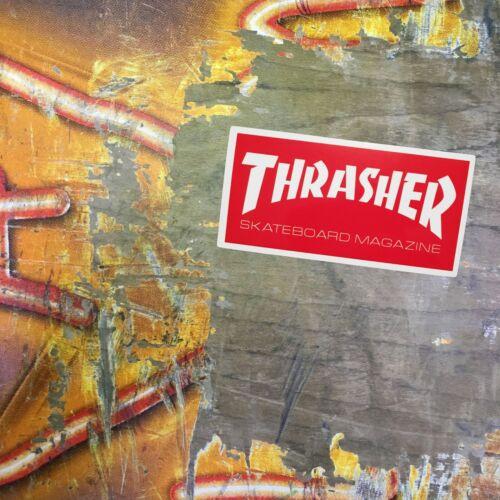 skate stickers thrasher Thrasher Stickers