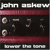 John Askew Lower The Tone [Askew] CD