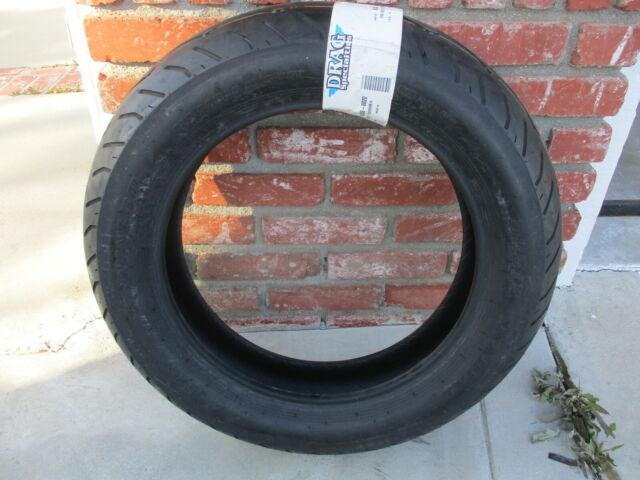 Dunlop D251 Radial Rear Motorcycle Tire 180 70r16 77h For Sale Online Ebay