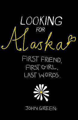 """AS NEW"" Looking For Alaska, Green, John, Book"
