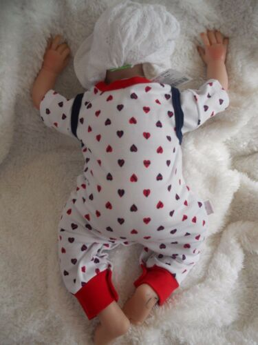 Baby Girls *Outfit Set Dungarees /& Top 100/% Cotton *Newborn// 3-6// 6-9 Months