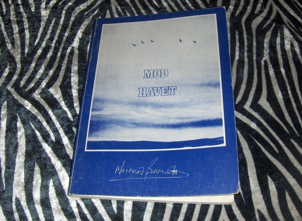 MOD HAVET / TOWARDS THE SEA, MICHAEL BARNETT, emne: