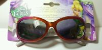 Lot Of 2 Red Tinkerbell Disney Fairies Kids Polycarbonate Sunglasses 100%uv