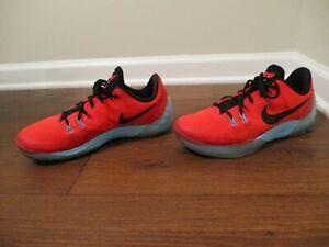 3c707fbef98d Used Worn Size 10.5 Nike Zoom Kobe Venomenon 5 Shoes Black Crimson ...