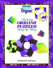 Making Origami Puzzles Step by Step (Kid's Guide to Origami)