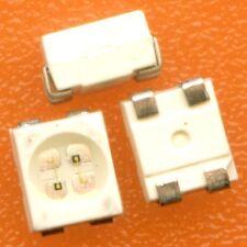 50x OSRAM LSYT676 RED/YELLOW LED 90~112/112~180mcd 120d PLCC-4 SMD SMT 3528 100