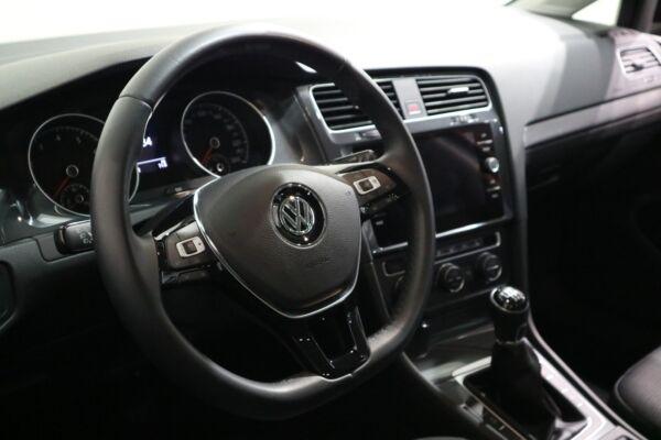 VW Golf VII 1,4 TSi 125 Comfortline - billede 3