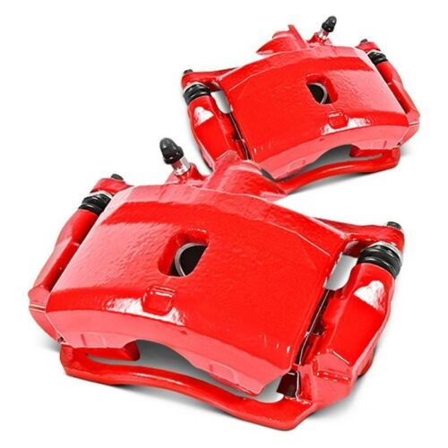 For Ford F-150 97-01 Power Stop S4634 Performance Floating Front Brake Calipers