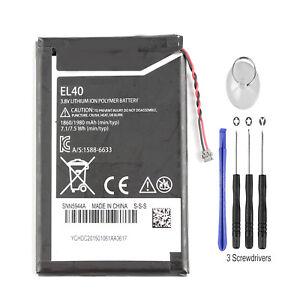 Moto-EL40-Battery-for-For-Motorola-Moto-E-XT1021-XT1022-XT1025-XT830C-1980mAh