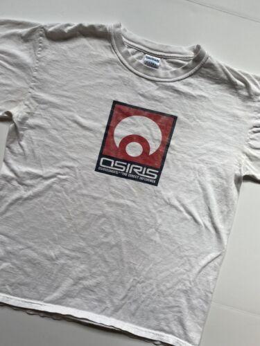 Vintage Osiris T Shirt 90s Shortys Muska Y2k