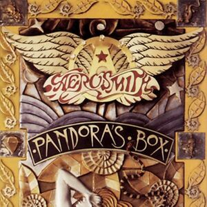 Aerosmith-CD-Pandora-039-s-Toys-Europe-EX-M
