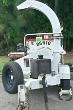 Altec Dc610 10 X 6 Towable Wood Amp Brush Chipper Serviced And Ready To Work