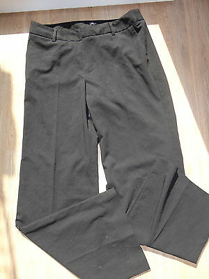 Women's Clothing Glorious Beau Pantalon Noir Femme T.38/40 Tbe Beneficial To Essential Medulla