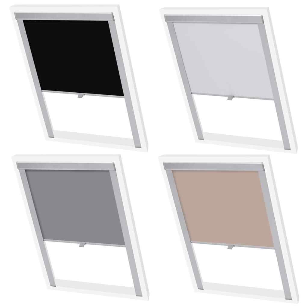 VidaXL Verdunkelungsrollo Dachfensterrollo ThermGoldllo Rollo mehrere Auswahl | Hochwertig
