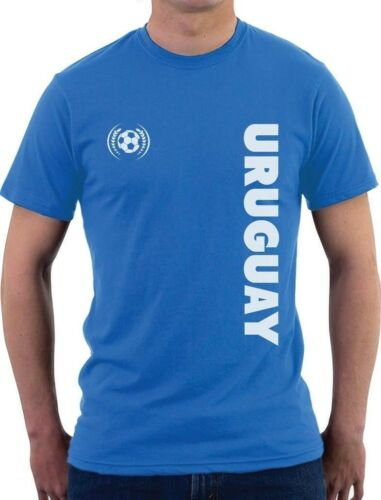 Uruguay National Soccer Team Football Fans T-Shirt Gift Idea