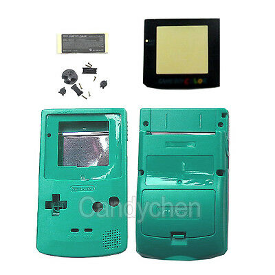 New Full Shell Housing Replacement Repair Pack Case Cover For Game Boy Color GBC