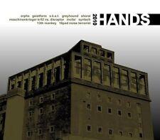 HANDS 2010 2CD Syntech S.K.E.T. Orphx GEISTFORM Incite