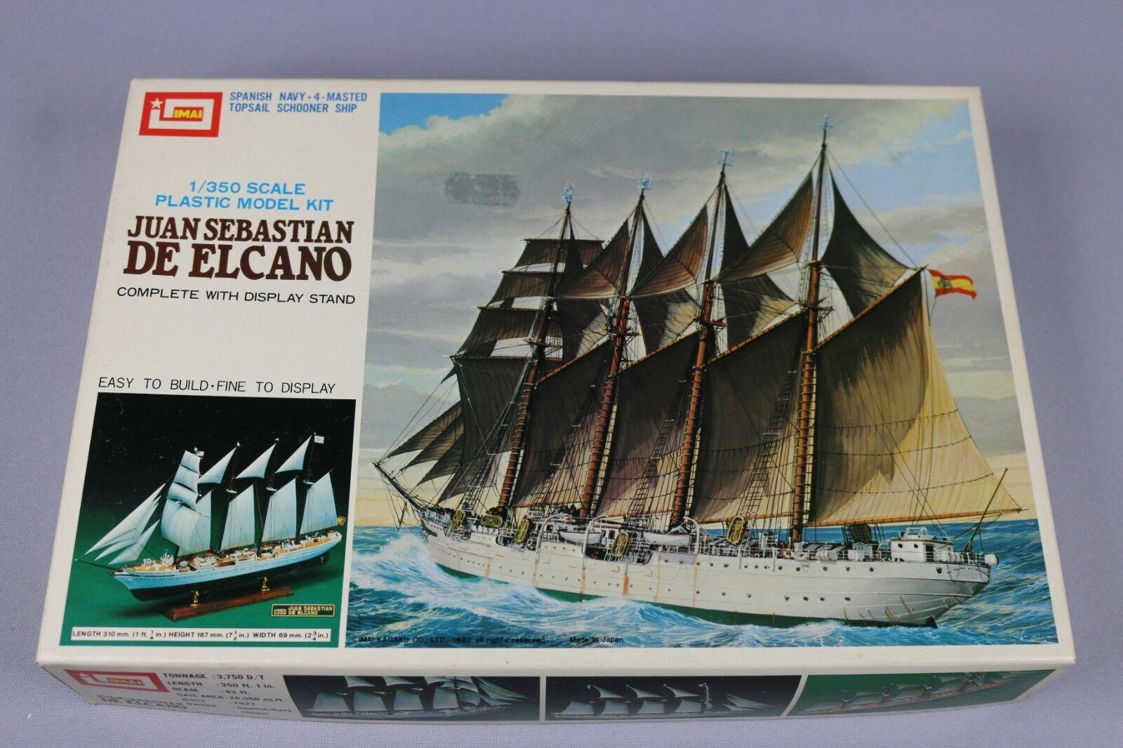 ZF934 Imai 1 350 maquette bateau B-937 Juan Juan Juan Sebastian De Elcano Spanish Navy c0d8b2