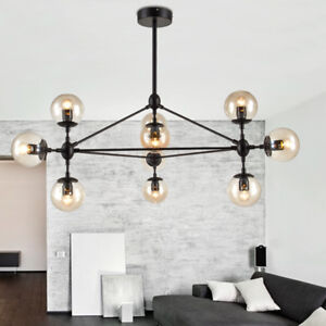 Large-Chandelier-Lighting-Glass-Pendant-Light-Black-Ceiling-Lights-Kitchen-Lamp