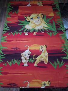 König Der Löwen Bettwäsche Kinderbettwäsche Disney Lion King Top Ebay