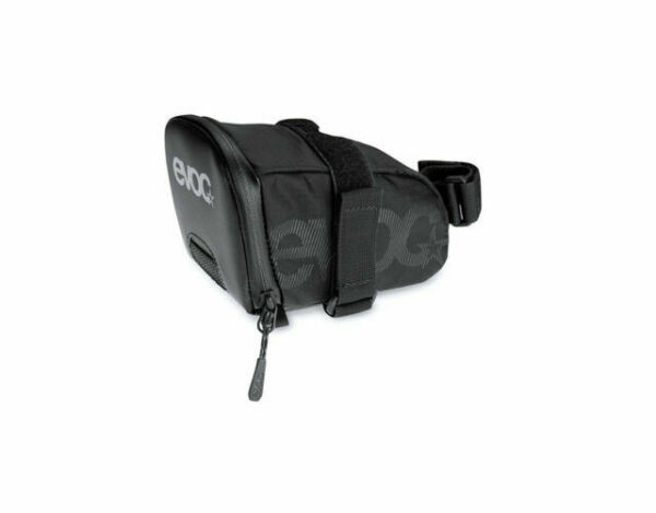 NEW EVOC TOUR SADDLE BAG Bicycle Seat Pack Spare Tube Tools /& More Storage 1L