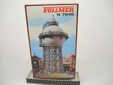 Vollmer N 7546 WASSERTURM Bausatz  Neuware