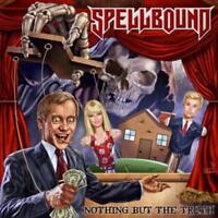 CD - Nothing But The Truth von Spellbound (2015)++neu und ovp++
