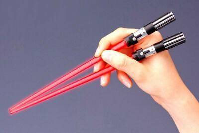 Star Wars baguettes lumineuses sabre laser Darth Vader Chopsticks 991136
