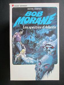 VERNES-JOUBERT-BOB-MORANE-N-110-EO-1972-LES-SPECTRES-D-ATLANTIS-NEUF