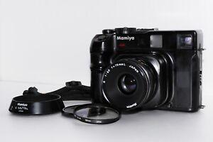 DHL-EXC-5-NEW-Mamiya-6-Medio-Formato-Nuovo-di-zecca-G-75mm-f-3-5-L-con-cappuccio-dal-Giappone