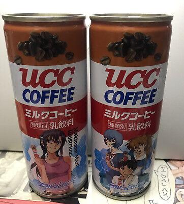 UCC Evangelion Q Figure Rei Asuka Mari Set Limited F//S JAPAN
