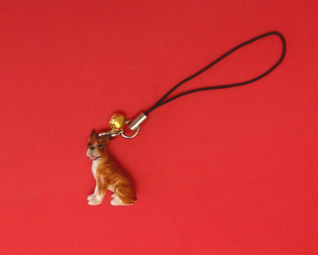 Boxer Dog Mobile Phone USB Memory Stick Charm Mum Dad Boxer Dog Gift