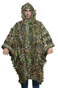 Costumes & Accessories Tactical Military 3d Camouflage Net Cloak 32852 High Quality And Inexpensive