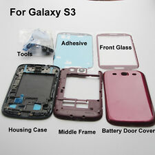 Red phone outer screen glass replacement for samsung galaxy s3 siii gt-i9300