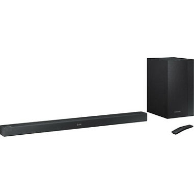 Samsung HWM360 2.1-Ch Soundbar with Subwoofer & Bluetooth