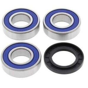 Cojinetes Kit Rueda Trasera Rear Wheel Bearing Suzuki VL1500 Intruder 14-16