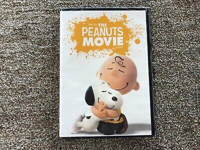 The Peanuts Movie Dvd 24543484257 Ebay