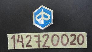 Logo-stemma-emblema-esagonale-Badge-emblem-Piaggio-Vespa-PK-HP-FL2-PXE