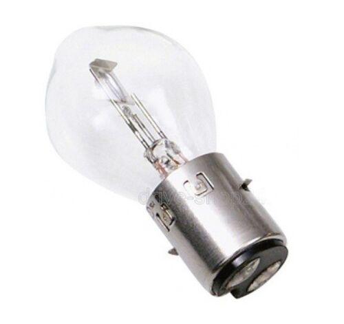 12V 35//35W Ba20d Lampe Glühbirne Bilux Scheinwerferbirne für DAELIM Otello 125