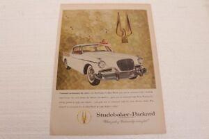 Studebaker Packard Advertising Car America USA