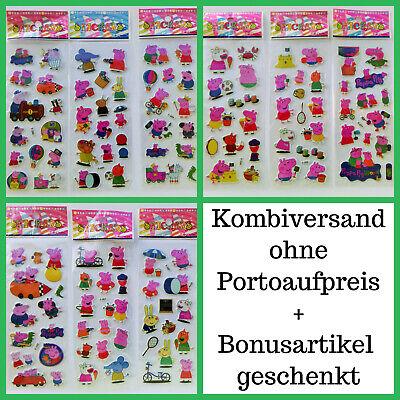 3D Zahlen Sticker 1-30 Folien Aufkleber Kinder Schulanfang Puffy Ziffern Lernen