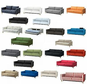 Charmant Image Is Loading IKEA Karlstad Sofa Bed SLIPCOVER Sofabed Cover KORNDAL