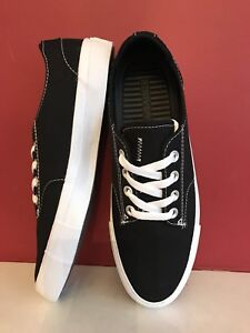 7faf9060485f Converse Mens CT All Star Derby Ox Black SIZE UK 7.5 BRAND NEW WITH ...