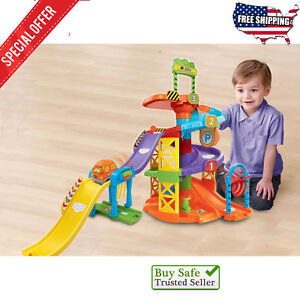 Educational Toys For Boys 1-3 Year Old Vehicle Learning ...