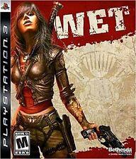WET          -----   pour PS3