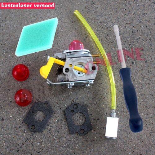 Vergaser Luftfilter Spezialschlüssel für Poulan Weedeater Zama C1U-W18 545081808