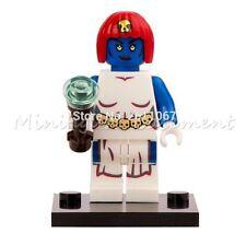 Custom Mystique X- Men Minifigure Marvel Comics fits Lego  UK Seller