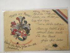 Winterthur - Freie Verbindung Titania - 1911 / Studentika Schweiz
