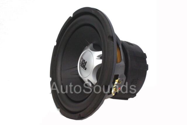 """JBL GT5-10D GT5 Series 1000 Watts 10"""" Dual 4 Ohm Car Audio Subwoofer New"""