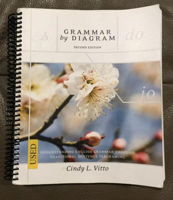 Grammar By Diagram With Workbook Cindy L  Vitto